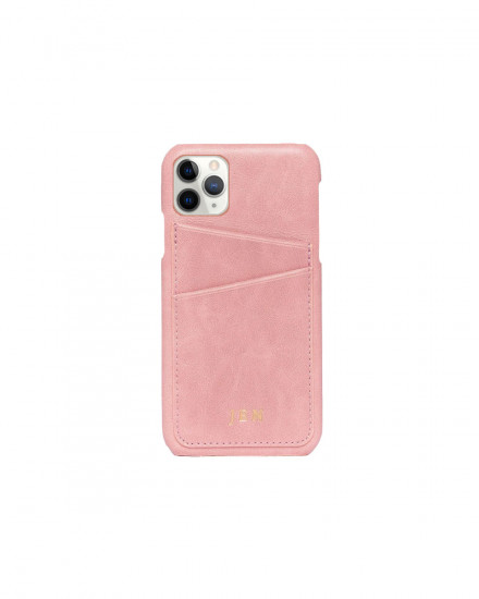 POCKET LEATHER - DUSTY PINK