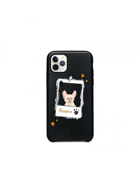 Slim Leather - Polaroid Frenchie
