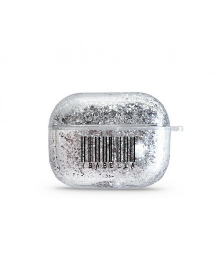 BARCODE NAME - GLITTER AIRPODS CASE