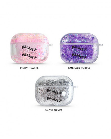 WAVES - GLITTER AIRPODS CASE