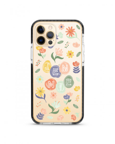 X-TECH BUMPER CASE - Name Garden