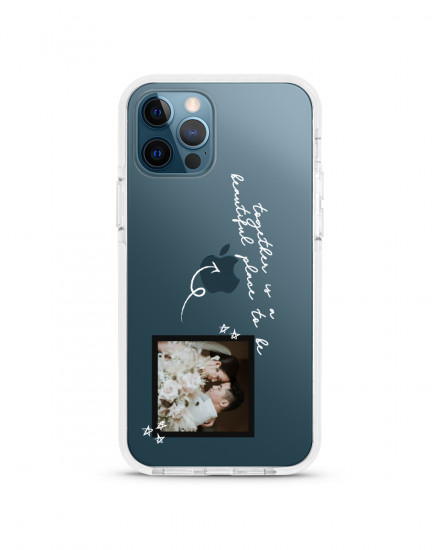X-TECH BUMPER CASE - SWEET MESSAGE (Vertical)