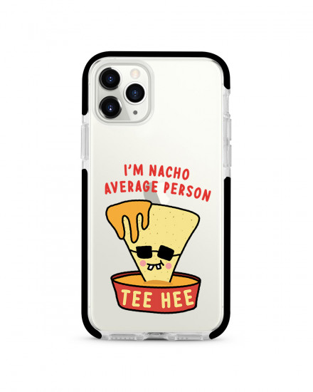 X-TECH BUMPER CASE - Nacho Person