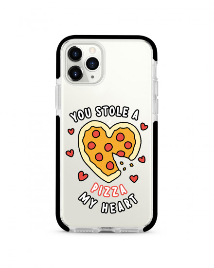 X-TECH BUMPER CASE - A Pizza My Heart