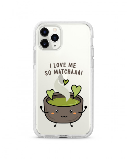 X-TECH BUMPER CASE - Love Me So Macha