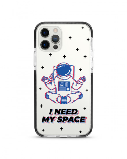 X-TECH BUMPER CASE - My Space