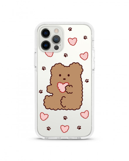 X-TECH BUMPER CASE - Beary Cute