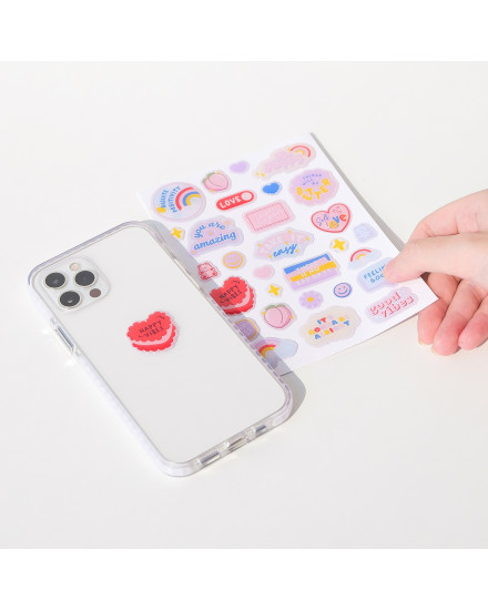 3D Stickers Patch
