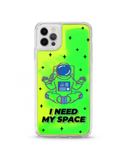 Neon Case - My Space