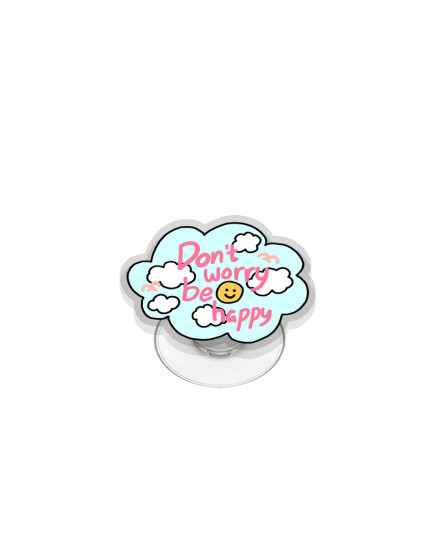 Acrylic POPSTAND - Don't Worry
