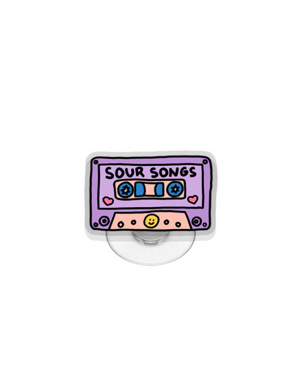 Acrylic POPSTAND - Sour Songs