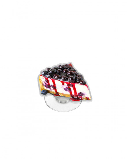 3D POPSTAND - Blueberry Cheesecake