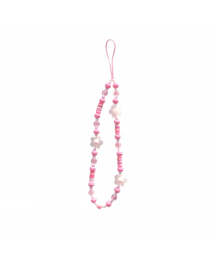 Beaded Charms - Think Pink
